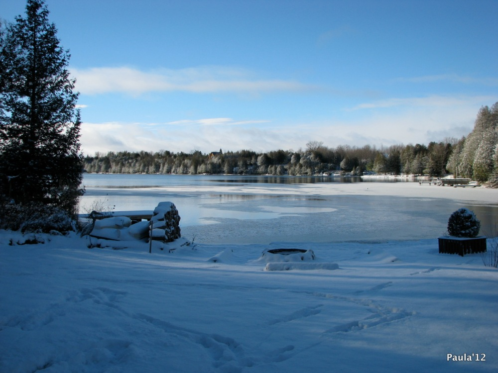 Irish Lake - November 2012