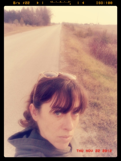 Self Portrait - November 2012