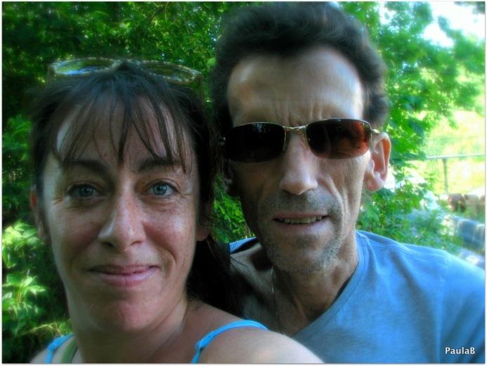 Surprise weekend at Walters Falls - September 6, 2012