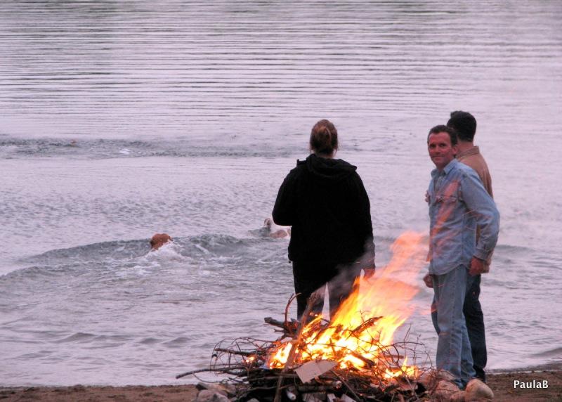 Lots of bonfires