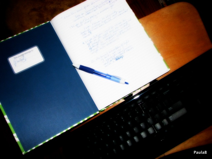 Keyboard and Journal