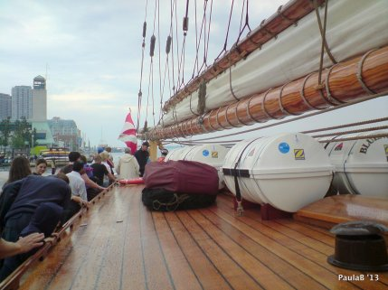 On the Bluenose