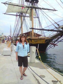 Me & Tall Ship