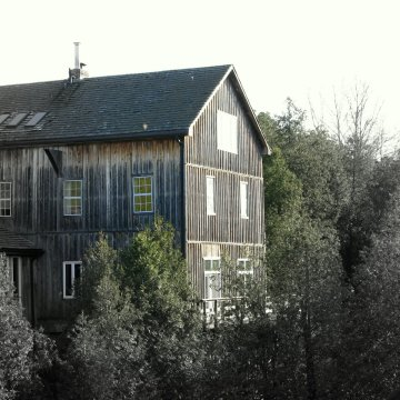 The Old Traverston Mill