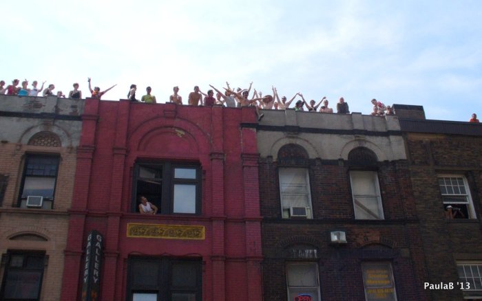 YMCA on the Rooftop