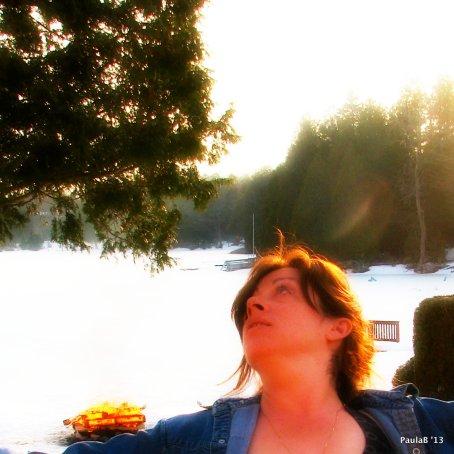 Me, the Lake & Campfire