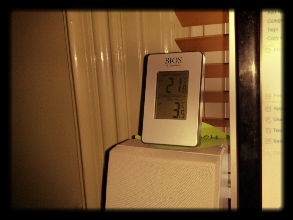 The Temperature Station