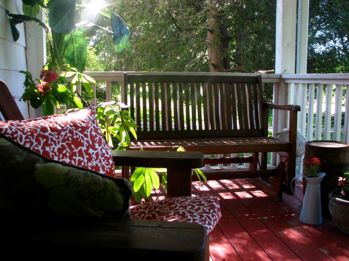 The Old Porch