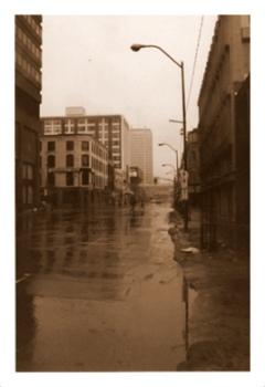 Downtown London 1980's