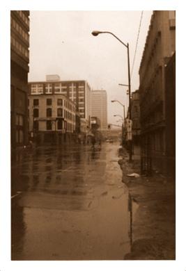 Downtown London, Ontario - 1986