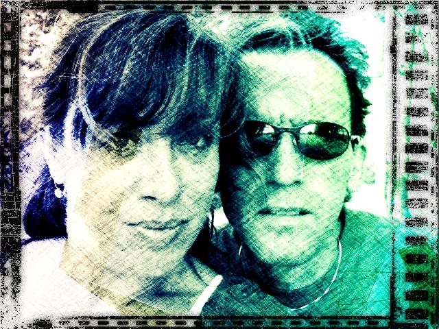 Tim and I