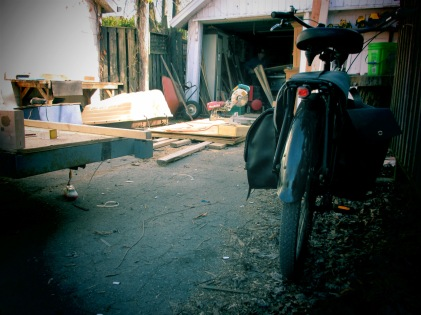 Crossroad Man's workshop