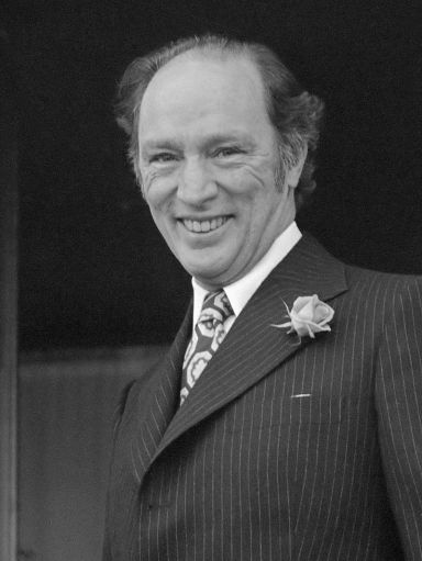 Pierre Trudeau ~ 15th Prime Minister of Canada