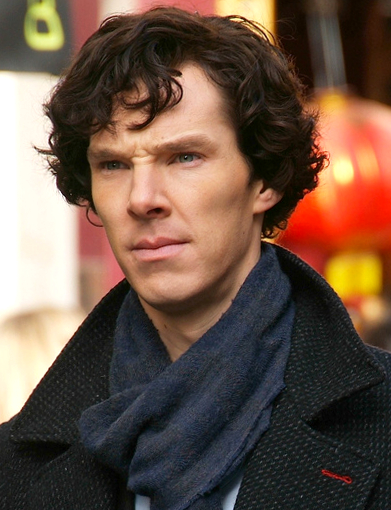 """Benedict Cumberbatch filming Sherlock cropped"" by Benedict_Cumberbatch_filming_Sherlock.jpg: Fat Les from London, UKderivative work: RanZag (talk) - Benedict_Cumberbatch_filming_Sherlock.jpg. Licensed under CC BY 2.0 via Commons - https://commons.wikimedia.org/wiki/File:Benedict_Cumberbatch_filming_Sherlock_cropped.jpg#/media/File:Benedict_Cumberbatch_filming_Sherlock_cropped.jpg"