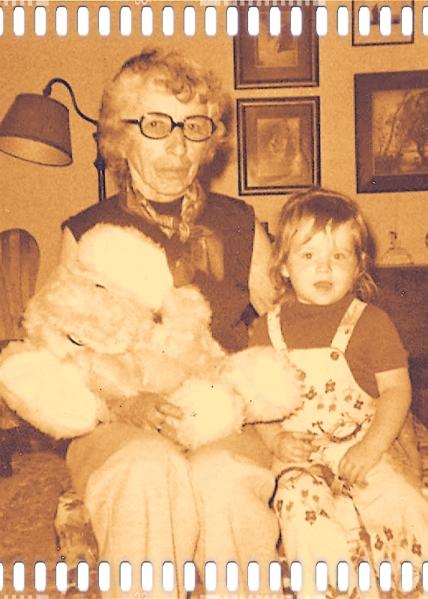 Grandma & Lexi