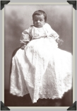 Grandpa - Christianing Gown - 1909