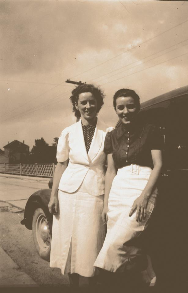 aunt bea and aunt jo
