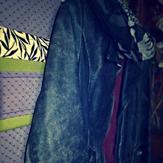 old leather jacket - thetemenosjournal.com