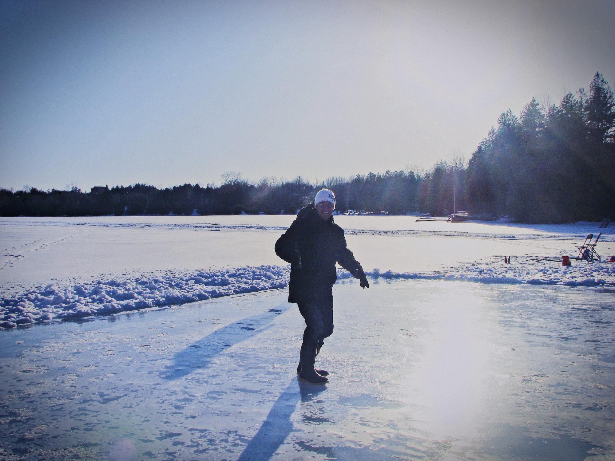 on the ice feb 2008