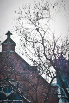 The Normal School - roof line - london, ontario, canada - thetemenosjournal.com