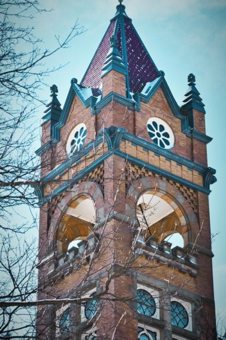 Tower of Normal School - london, ontario, canada - thetemenosjournal.com